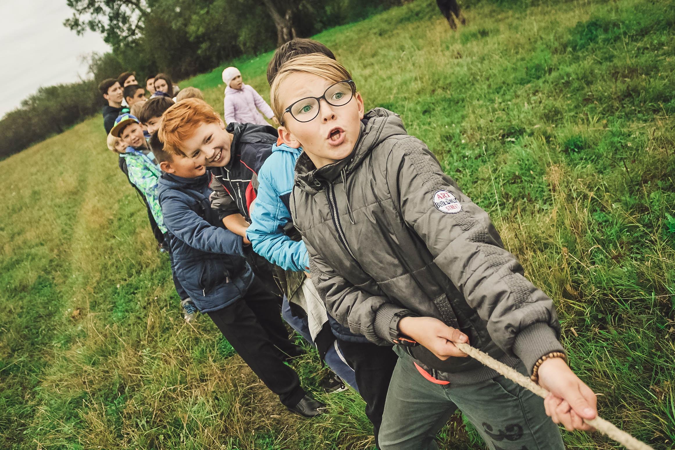 Kinderen, jeugd en jongeren