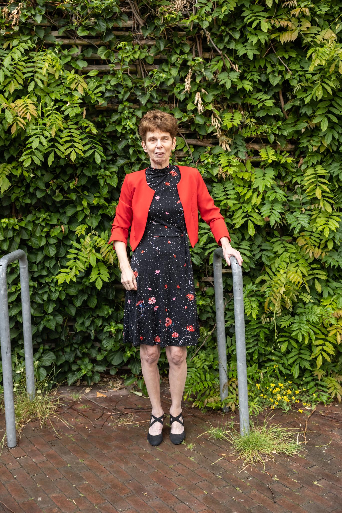 Onze directeur Aline Molenaar