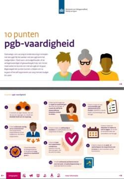 Pgb-vaardigheden kader september 2021